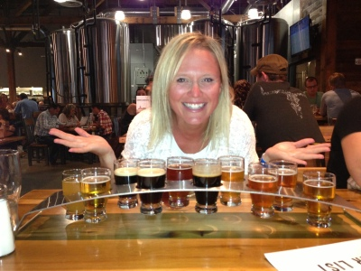 Beer cures everything! Let me tell you this...I felt A LOT better after trying all these beers ;)