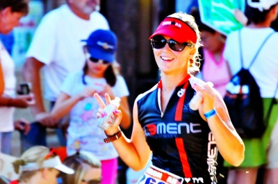 Did the whole Ironman Wisconsin race in 2011 with a smile on my face, and I hope to be smiling the whole day tomorrow too!