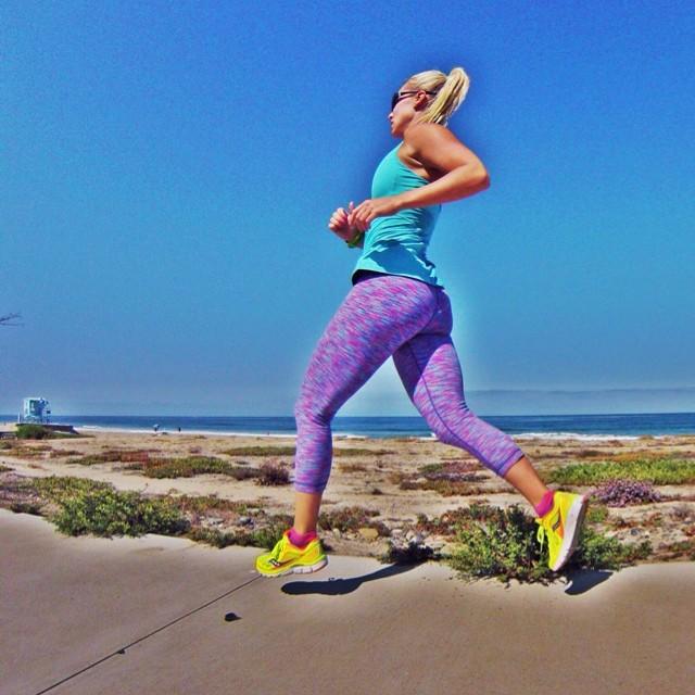 run along coast