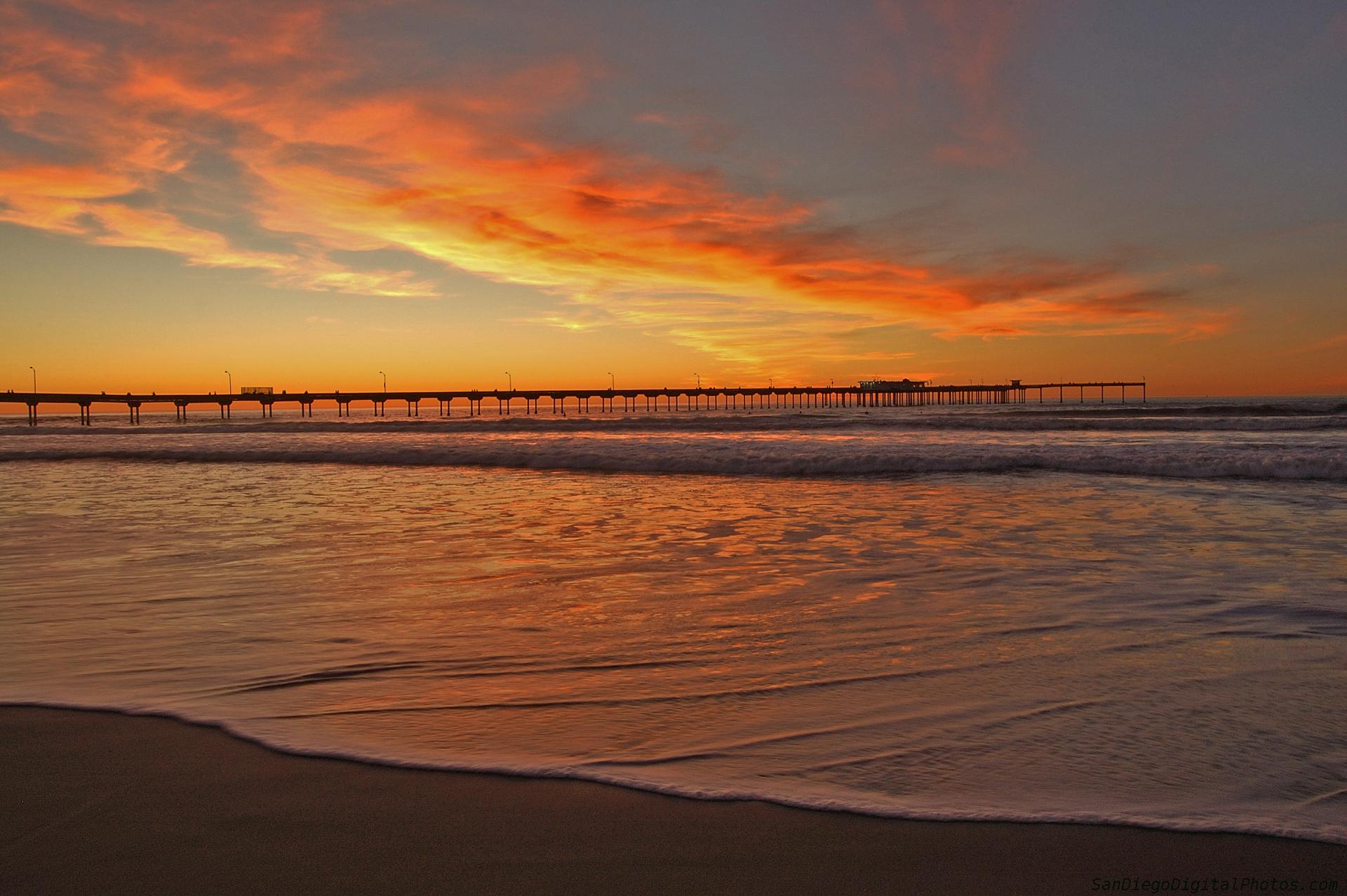 sunset beach san - photo #2