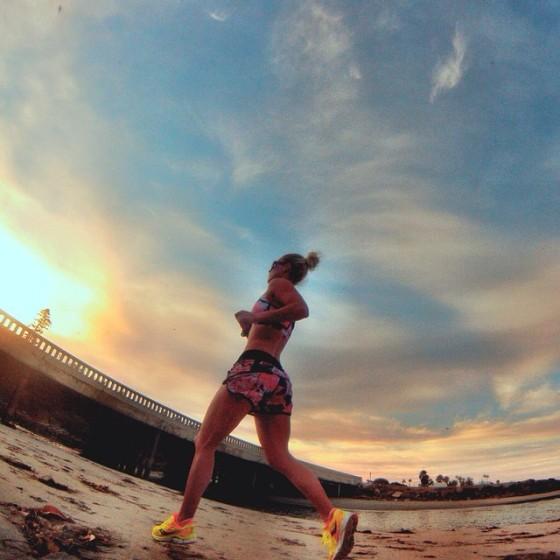 sunrise run