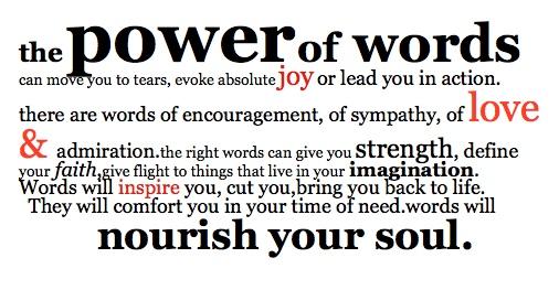 powerofwords