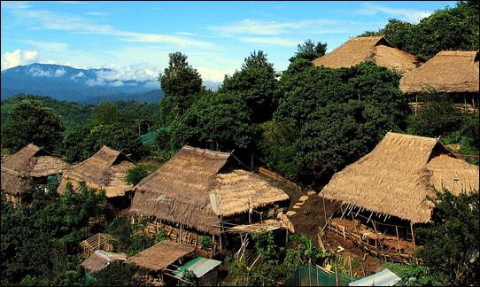 Akha Village www.travelfish.org